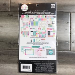 Me & My Big Ideas Accessories - The Happy Planner Productivity Accessory Book